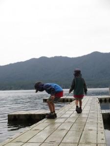 Quinalt Lake