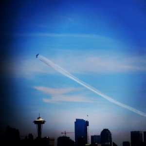 blue angels in seattle