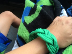 Ravenna girls nautical bracelet