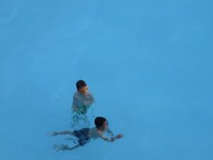 pool at Pan Pacific Whistler Mountainside