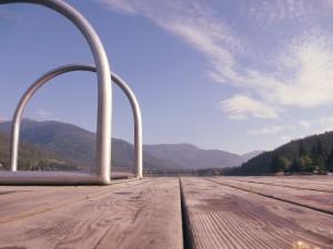 dock at alta lake