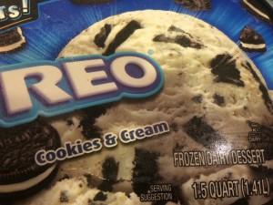 is a frozen dairy dessert still ice cream