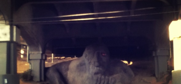 the fremont troll is a must see with kids in seattle