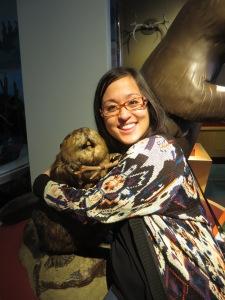 beaver at science world