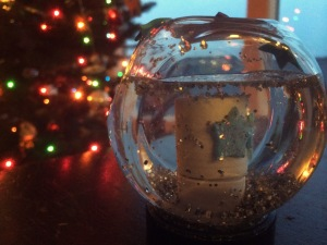 snowglobes made by kids