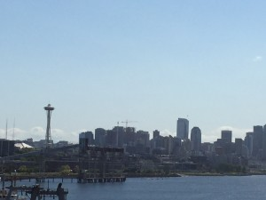 view of seattle
