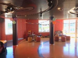cruise ship kids area ms westerdam