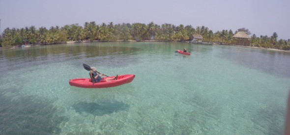 belize travel with kids