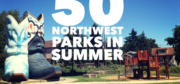 northwest parks to visit with kids
