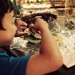 Markets in Seattle to eat at with kids