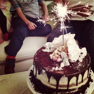 Best birthday cake in Vancouver
