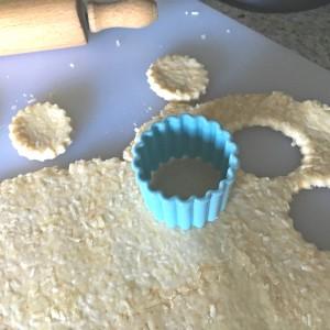 making crackers from Darigold's Fresh Magazine