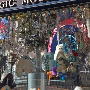 magic mouse toys is a great store in Seattle