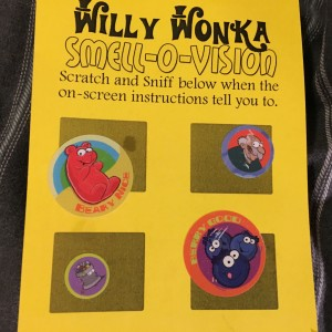 smell o vision willy wonka in seattle with kids