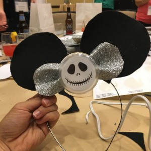 easy to make mickey ears