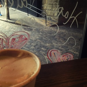 ghost alley coffee in Pike Place Market-52 weeks of market eating with a Seattle Local