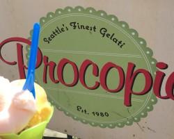 procopio gelato in pike place market on the hillclimb