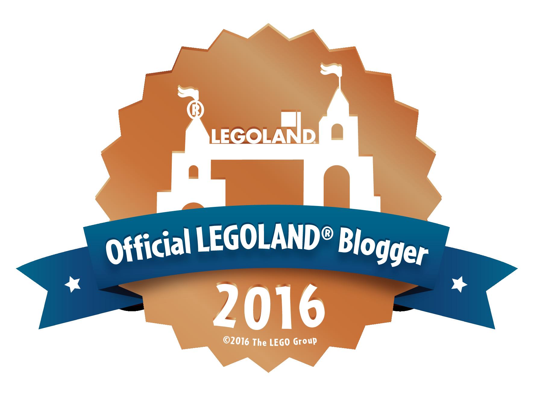 Legoland Blogger 2016