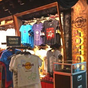 Hard Rock Cafe Shop Peak Tower Hong Kong