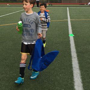 Soccer mom life