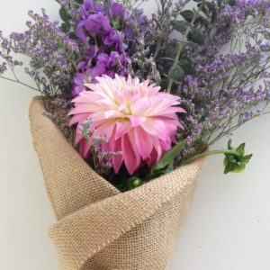 Awesome Vancouver flower delivery service called Little Bouquet Vancouver