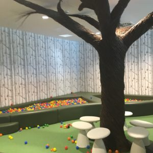 Amazing kids play area in the World of Wedgwood
