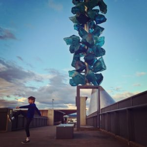 Bridge of Glass in Tacoma