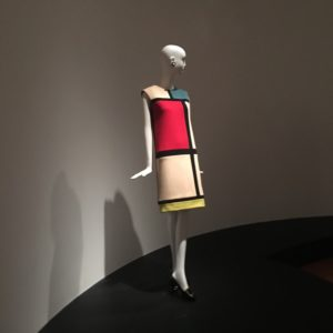 YSL exhibit at the Seattle Art Museum