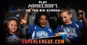 Minecraft Event near Seattle with Super League Gaming