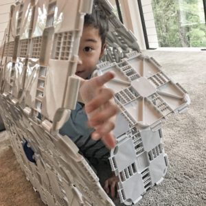 Fort Boards are a made in Seattle toy that is great for 5 and up