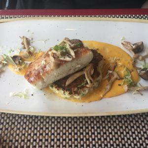 Meal at Saltys at Redondo Beach