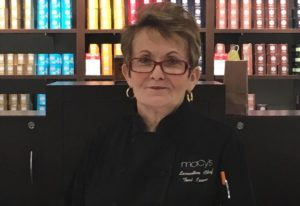 Chef Toni Keene at Seattle Downtown Macy's