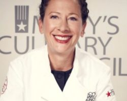 Nancy Silverton at Macys