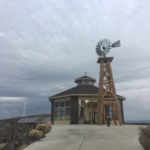 PSE Wild Horse Wind and Solar Visitor Center in Ellensburg