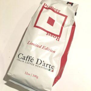 Caffe D'arte Pioneer Square Coffee