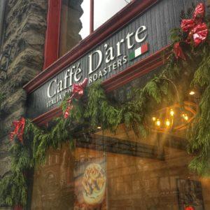 Caffe D'arte Seattle