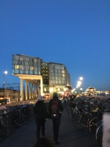 Doubletree Amsterdam near Central Station