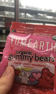 Yum Earth Gummy Bears