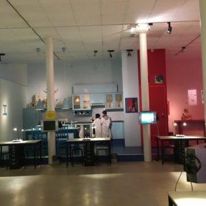 Universiteitsmuseum with kids