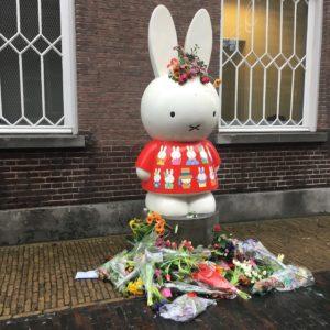 Miffy Statue in Utrecht