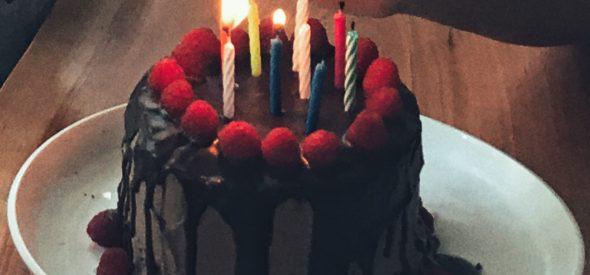 Birthday cake for my kids' birthday