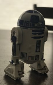STEM toys for kids: Sphero R2D2 toy