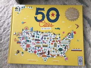 50 cities reference book for family travel
