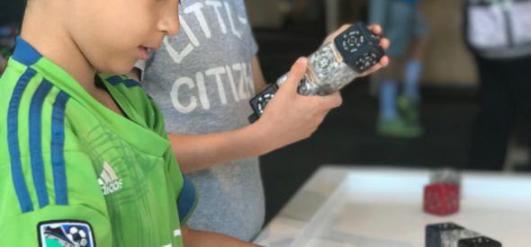 STEM ideas with kids: Seattle Living Computer Museum