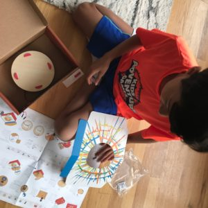 STEM toys for kids: Tinker Crate