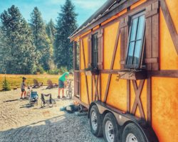 Tiny Home Otto at Thousand Trails Leavenworth